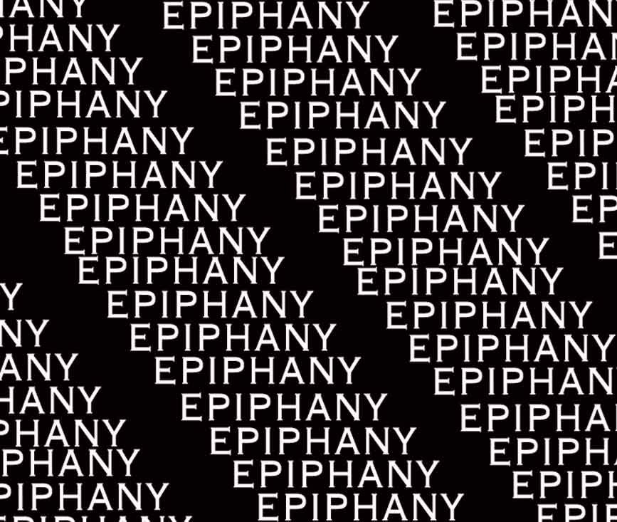 EPIPHANY T-SHIRTS